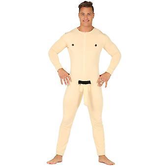 Mens Naken Mann Fancy Kjole Kostyme