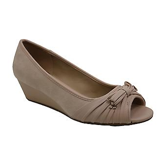 Charter Club Canikka Bow Wedge Pumps, Created for Macy's Women's Shoes
