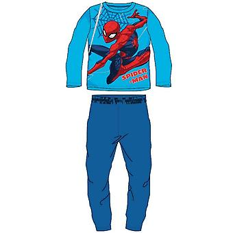 Spiderman boys pyjama set long sleeve