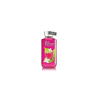 Bath & Body Works Shea & Vitamin E Shower Gel Sun Ripened Raspberry