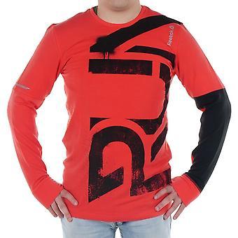 Reebok Osr LS Mid AB7708 universal ganzjährig Herren T-shirt