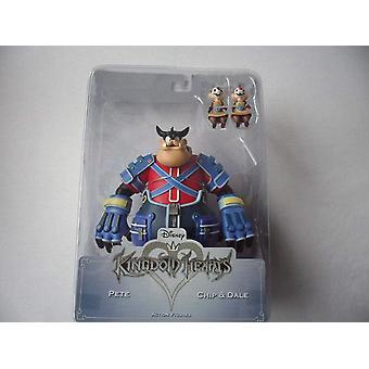 Kingdom Hearts Disney Pete hahmo siru & Dale kuva lelu