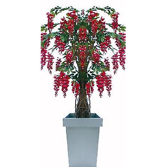 Artificial Silk Wisteria Tree