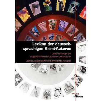 Lexikon der deutschsprachigen KrimiAutoren by Jahn & Reinhard