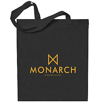 Monarch Beyond Logic Lies Truth Godzilla Totebag