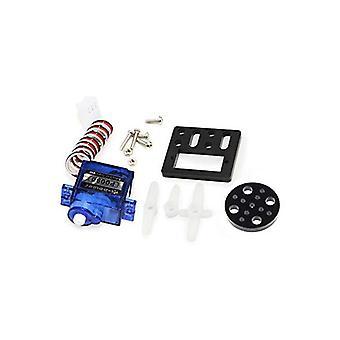 Servomotor voor Educatieve Robot Makeblock 9G 5V 90 mA