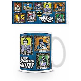 Dc Originals Batman's Rogues Gallery Mug