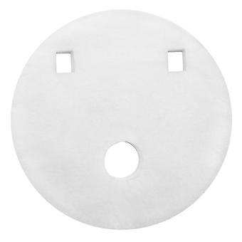 50x Microfiber Rags for Robot Mop
