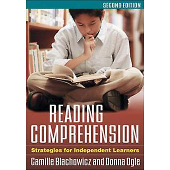 Reading Comprehension - Strategies for Independent Learners by Camille