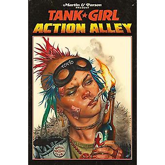 Tank Girl Action Alley by Alan Martin - 9781785864810 Book