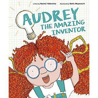 Audrey the Amazing Inventor by Rachel Valentine - 9780711242821 Book