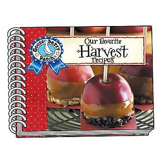 Our Favorite Harvest Recipes with Photo Cover by Gooseberry Patch - 9