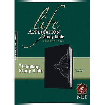 Life Application Study Bible-NLT-Personal Size Celtic Cross (2nd) - 9