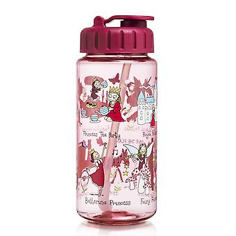 Tyrrell Katz New Princess Drinking Bottle With Straw