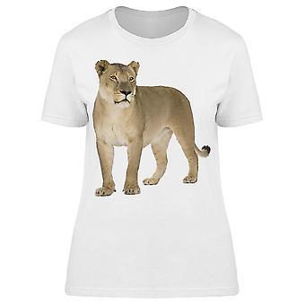 Queen Lioness Tee Women's -Bild av Shutterstock