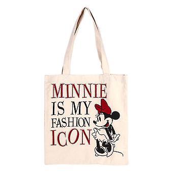 Minnie Mouse Fashion Icon Einkaufstasche