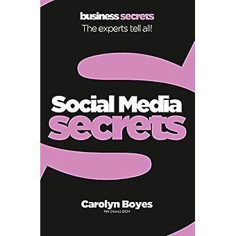 Social Media (Collins Business Secrets) by Carolyn Boyes - 9780008389