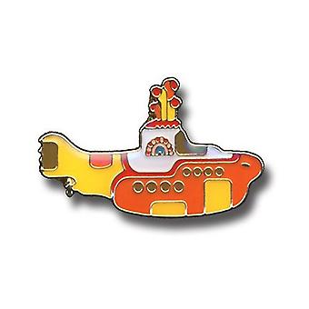 The Beatles Yellow Submarine new Official Metal Pin badge
