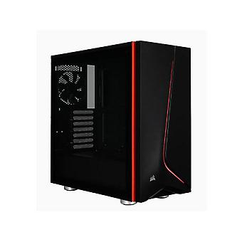 Corsair Carbide Spec06 Tempered Glass Solid Atx Mid Tower Case
