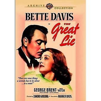 Große Lüge [DVD] USA import