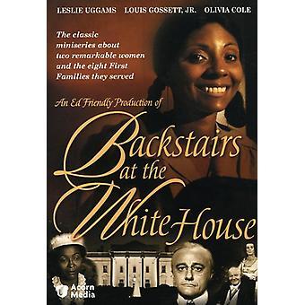 Backstairs en la importación de los E.e.u.u. casa blanca [DVD]