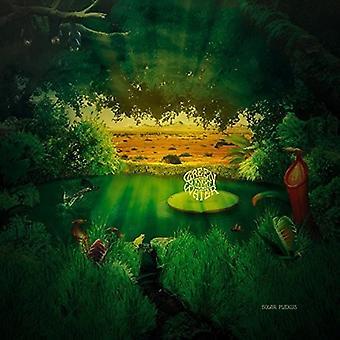 Green Desert Water - Solar Plexus [CD] USA import