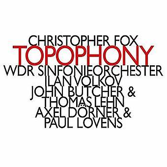 Topophony [CD] USA import
