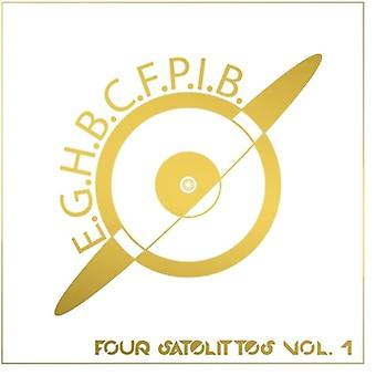Earth Girl Helen Brown - Four Satelittes Vol. 1 [CD] USA import