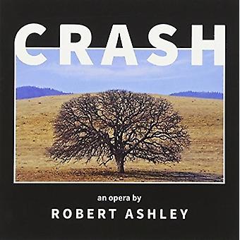 Robert Ashley - Crash [CD] USA import