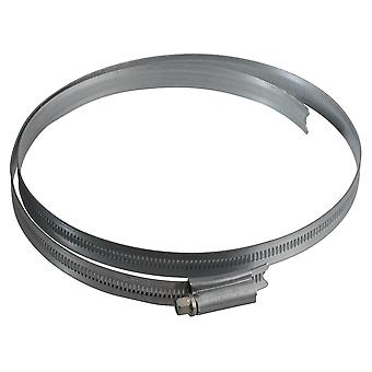 Jubilee 9.1/2in Zinc Protected Hose Clip 210 - 242mm (8.1/4 - 9.1/2in) JUB95