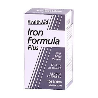 Iron Complex 100 tablettia