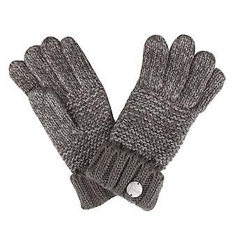 Regatta Womens Frosty IV Acrylic Knitted Winter Gloves