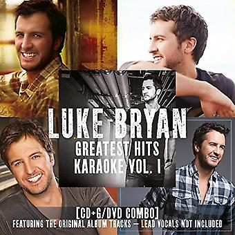 Luke Bryan - Great(Karaoke)(CD+G/ [CD] USA import
