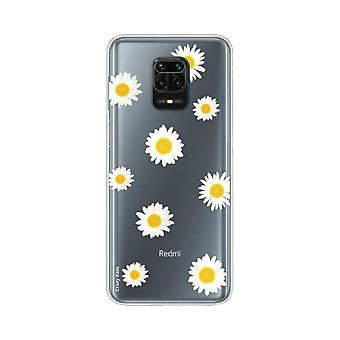 Hull For Xiaomi Redmi Note 9 Pro Soft Marguerite
