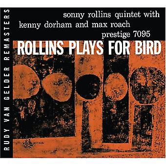 Sonny Rollins - Rollins Plays for Bird [CD] USA import