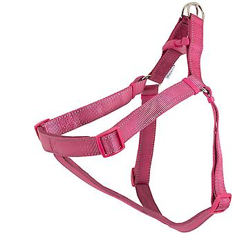 Ancol Imbottito Esercizio Harness - X-Large (36 pollici) - Rosa lampone