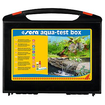 Sera sera aqua-test box (Cl) (Fish , Maintenance , Water Maintenance)