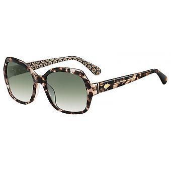 Sonnenbrille Damen  Amberlynn   gradient braun/grün