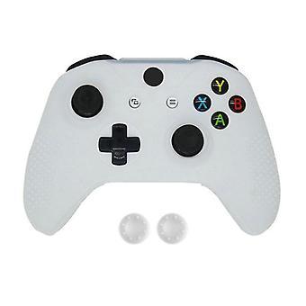 Silikonikotelosuojaus peukalopuikoilla Xboxille, One-s Slim -ohjain