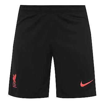 2020-2021 Liverpool Third Shorts (Schwarz)