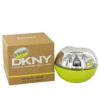 Be Delicious de Donna Karan para mulheres 3,4 oz Eau De Parfum Spray