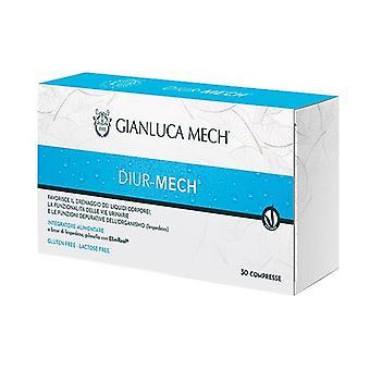 Diur Mech Tablets 30 tablets