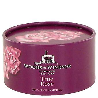 True rose dusting powder by woods of windsor 104 ml