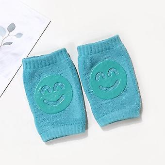 Enfants Non Slip Crawling Elbow Infants Toddlers Baby Accessories Smile Knee Pads