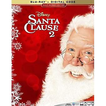Santa Clause 2 [Blu-ray] USA importeren