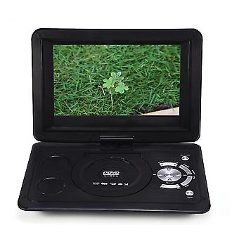 Portable Dvd Player 13.9inch 110-240v Hd Tv Eu Plug, Resolution 16:9 Lcd Screen