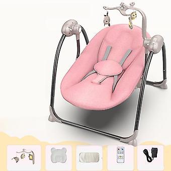 Multifunktionell gungstol för Newborm Baby Sleeping, Swing Bouncer