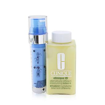 Clinique iD Dramatically Different Moisturizing Lotion+ + Active Cartridge Concentrate For Uneven Skin Texture 125ml/4.2oz