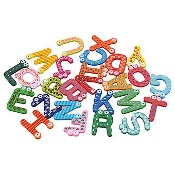 New Handmade Educational Fridge Magnet 26 Letter Alphabet/Number Baby Kid Gift