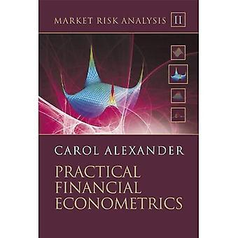 Marktrisicoanalyse: Praktische financiële econometrie v. 2 (marktrisicoanalyse)